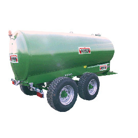 Citerne 10000 litres BOGGIE VERTE