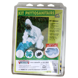 Kit phytosanitaire complet