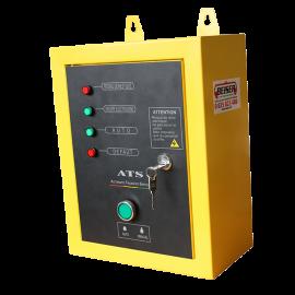 Boîtier ATS pour groupe électrogène diesel triphasé