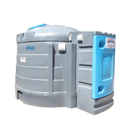 Station AdBlue double paroi PEHD 5000 litres avec chauffage intégré