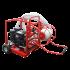 Kit pompe à incendie sur roues