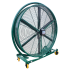 Ventilateur extracteur d'air mobile 2000mm