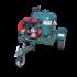 Pack nettoyeur haute pression essence 450 L sur chassis agraire