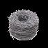 Barbelé 16/4/10 GALVA C, le rouleau de 200 m Ø 2,7 mm pour usage agricole