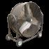 Ventilateur grand volume mobile 900mm – 600W