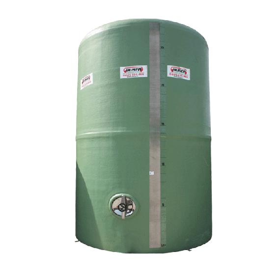 Citerne polyester 50000 litres verticale
