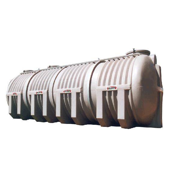 Citerne en plastique PEHD à enterrer 8000 litres