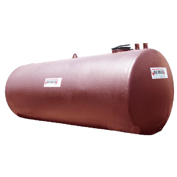 Station récupération eau de pluie double paroi à enterrer 5 000 litres (reconditionnée) avec pompe