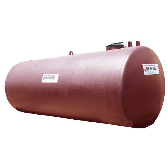 Station récupération eau de pluie double paroi à enterrer 15 000 litres (reconditionnée) avec pompe