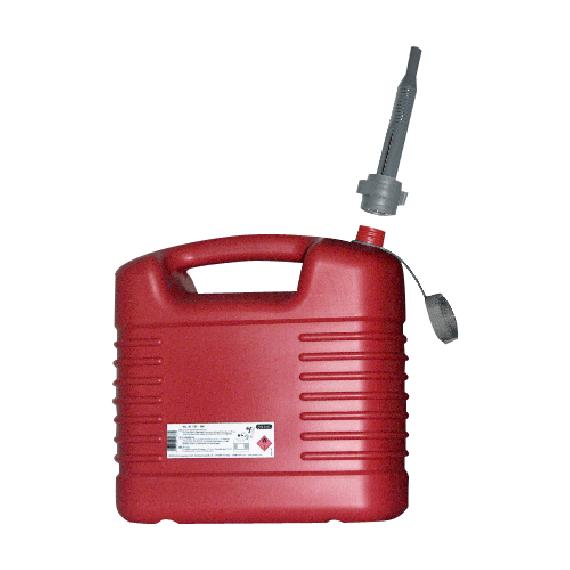 Jerrycan en polyethylène pour carburant 20 litres