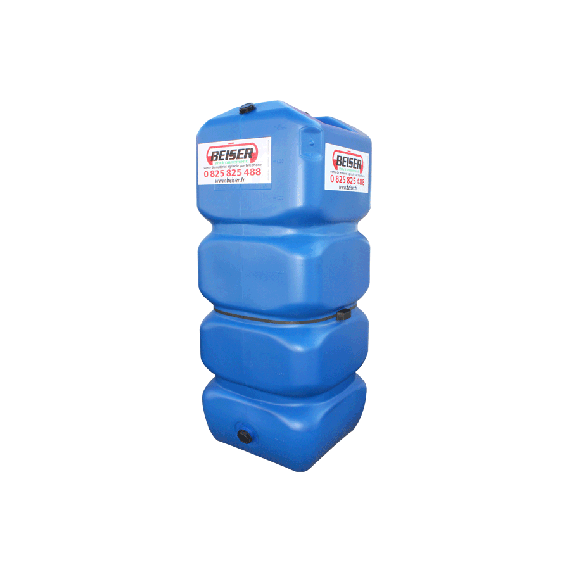 Citerne en plastique PEHD 1000L qualité alimentaire