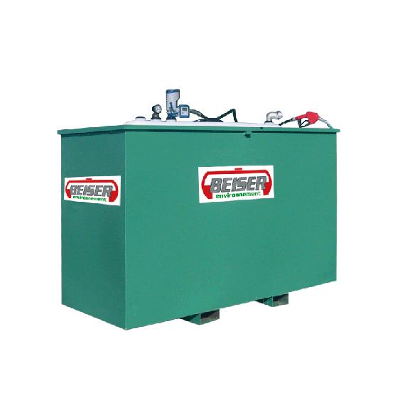 Station fuel économique SECURIT 5000 litres