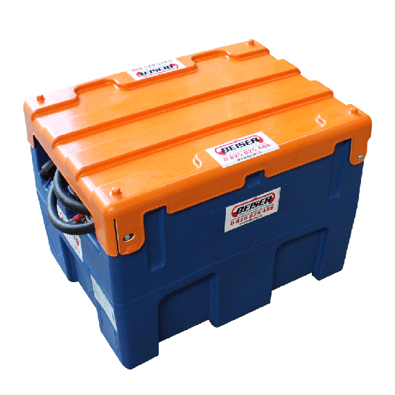 Pack transport ADBLUE 200L avec capot