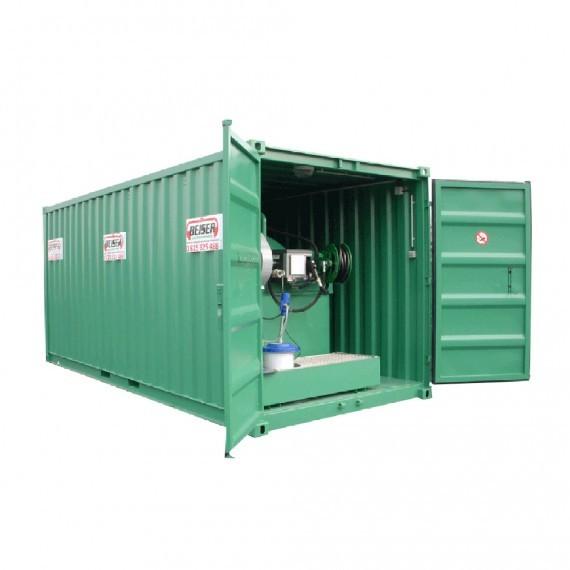 MOBILE TANK 2, capacité 5000 litres