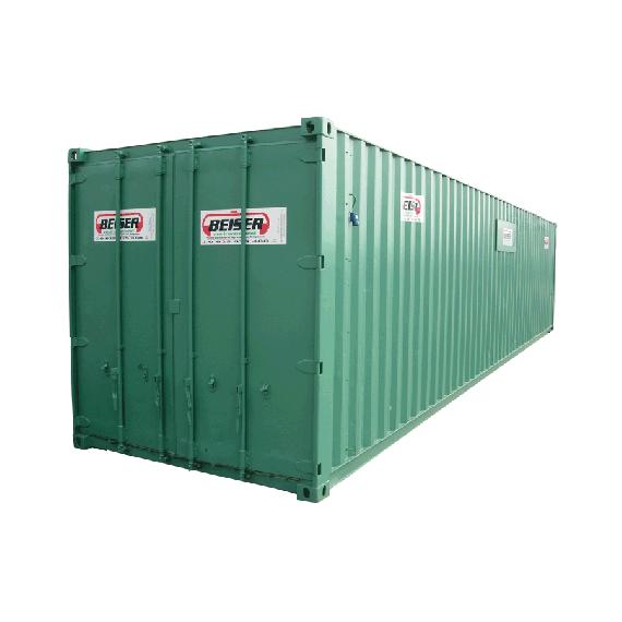 MOBILE TANK 2, capacité 8000 litres
