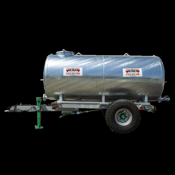 Citerne sur châssis 4000 litres en KIT (Nouveau modèle 2021)