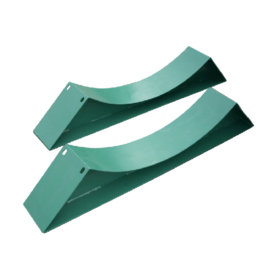 Berceaux métallique pour Citerne Ø 2000 mm