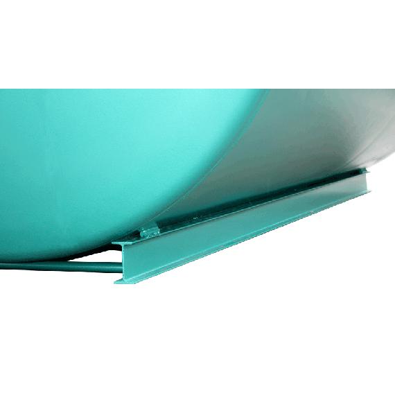 Châssis mécano-soudé pour citerne 60 000 L Ø 3000 mm