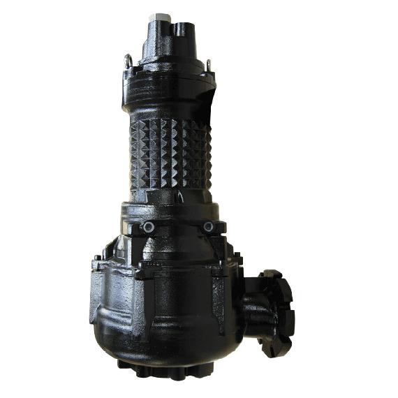 Pompe submerssible pour eaux vannes 5,4kW