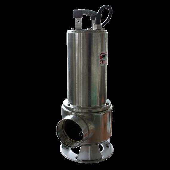"Pompe immergée inox 2,2 KW 380 V avec flotteur 3"" kit"