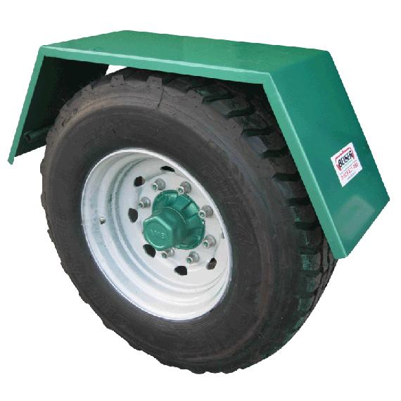 Garde boue pour roues 12,5/80/15,3