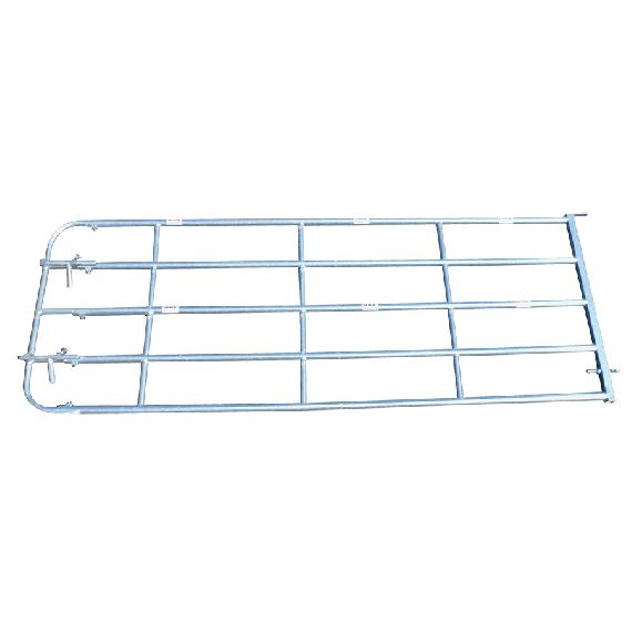 Barrière de prairie extensible 6 à 7 m - 5 tubes