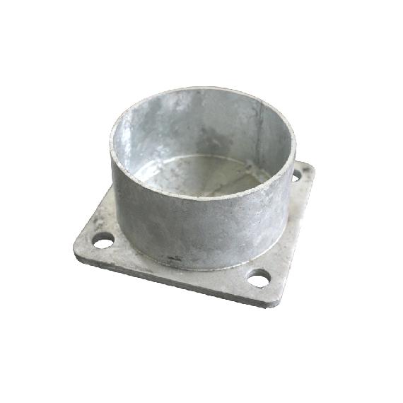 Couvercle pour fourreau cylindrique
