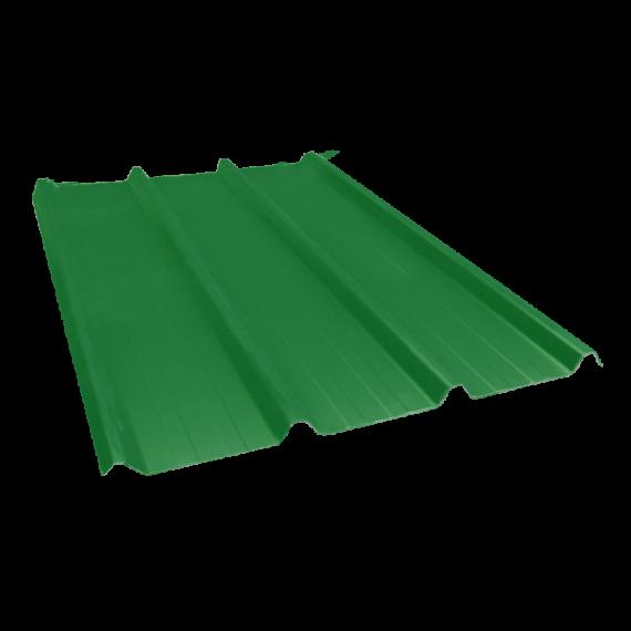 Tôle nervurée 45-333-1000, 60/100e vert reseda - 4 m