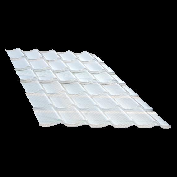 Panneau Tuiles Polycarbonate (1,18 x 1,22 m)