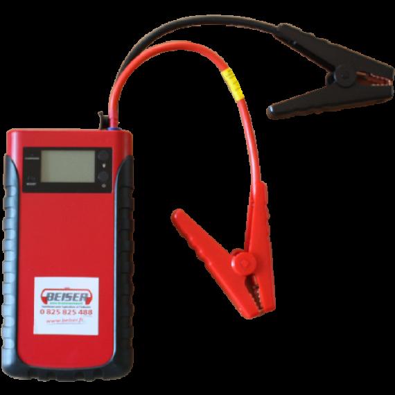 Booster de démarrage Multifonctions Pro 12V