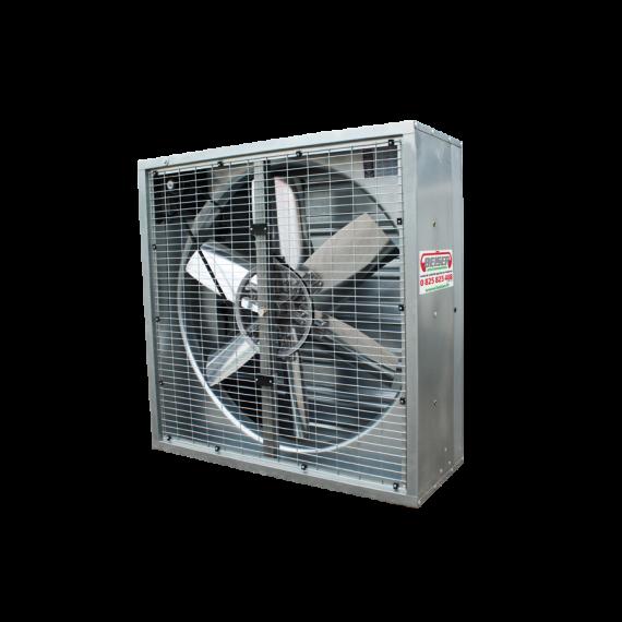 Ventilateur grand volume 90cm X 90cm X 40cm