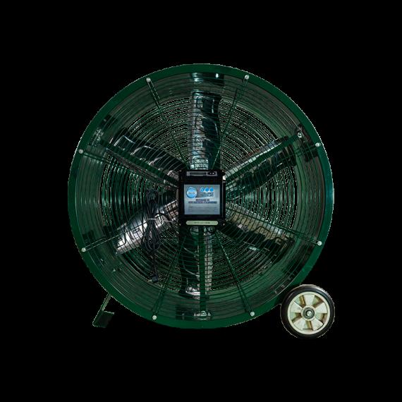 Ventilateur extracteur d'air mobile 1430mm