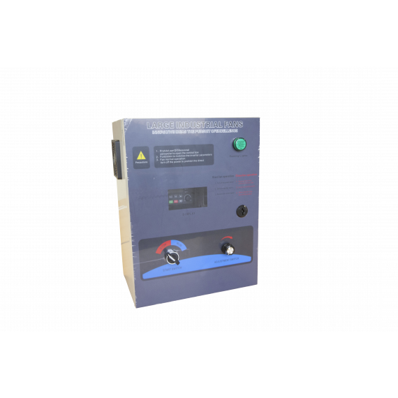Boitier de contrôle 380V 1500W pour ventilateur (05070000165)