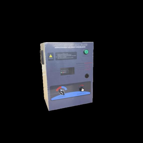 Boitier de contrôle 380V 1500W pour ventilateur (05070000166)