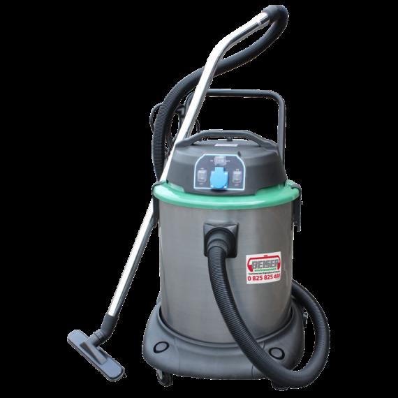 Aspirateur eau et poussière 3kW 70 litres