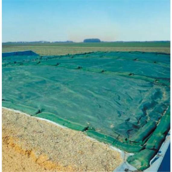 Film de protection pour silo, largeur 5 m, le rouleau de 100 m