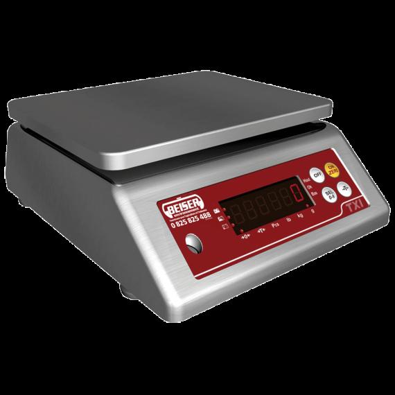 Balance haute précision tout inox 16kg/2g, HML, IP 67