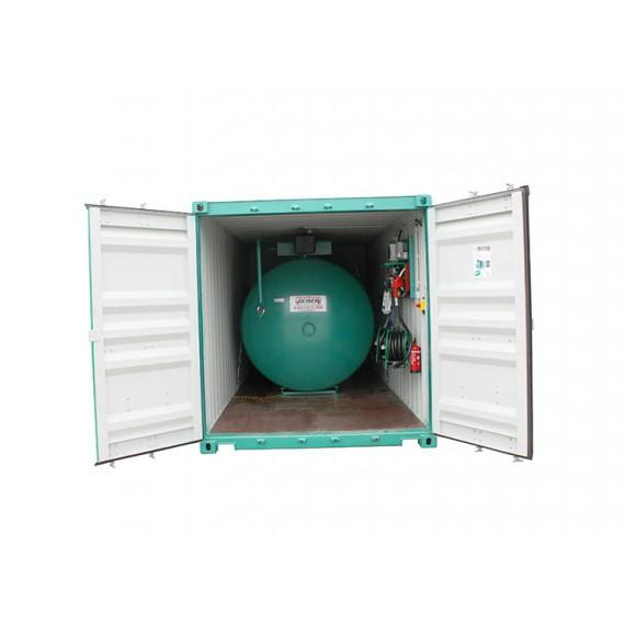 MOBILE TANK 2, capacité 10000 litres nouveau modèle