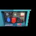 Groupe électrogène Diesel insonorisé 7 kW triphasé 220 - 380V 2
