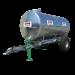 Beiser Environnement - Citerne sur châssis 4000 litres