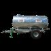 Beiser Environnement - Citerne galvanisée sur châssis galvanisé 1250 litres