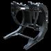 Beiser Environnement - Pince à grume pour télescopique - Vue de face