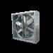 Ventilateur grand volume 122 cm X 122 cm X 40 cm - Vue d'ensemble