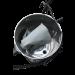 Beiser Environnement - Aspirateur eau et poussière 3kW 70 litres - Sac longue durée