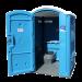 Beiser Environnement - WC mobile pour personne handicapée - Ouvert