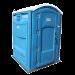 Beiser Environnement - WC mobile pour personne handicapée - Fermée