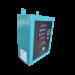 Boîtier ATS pour groupe électrogène diesel insonorisé 7 kW triphasé 3