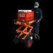 Chariot élévateur électrique mobile 4 roues 3