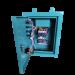 Boîtier ATS pour groupe électrogène diesel insonorisé 7 kW triphasé 2