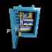 Boîtier ATS pour groupe électrogène diesel insonorisé 10 kW triphasé 2